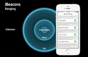 iBeacons-usage